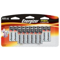 Energizer E91LP-16 Non-Rechargeable Alkaline Battery