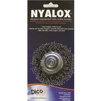 Nyalox 541-774-21/2 Coarse Wire Cup Brush