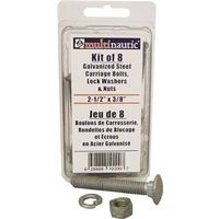 Multinautic 10200 Bolts and Nuts Kit With Nuts and Lock Washers