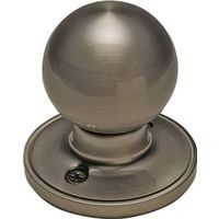 DUMMY KNOB 6WAY SATIN NICKEL