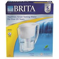 Clorox Sales-Brita 42629 Brita Water Filtration Pitchers