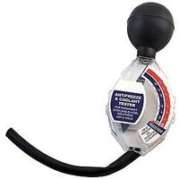 Dial Type Anti-Freeze Tester, Black & Clear