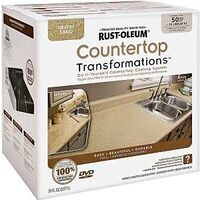 Transformations Countertop Refinishing Systems, Desert Sand