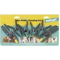Accugrip Hobby Clamps, 6 Pc