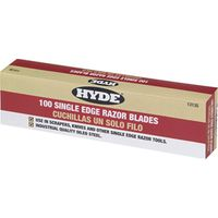 Hyde 13135 Single Edge Razor Blade