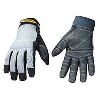 Mesh Utility Gloves, X-Large