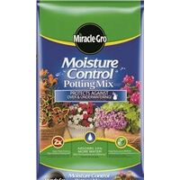 Miracle-Gro Moisture Control Potting Mix, 2 Cu'