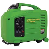 Equipsource ESI2600IE Super quiet Power Generator