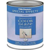 McCloskey Special Effects Faux Paint Glaze