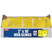 S-Line 20-EE2-9802X10 Eye to Eye Twisted Web Lifting Sling
