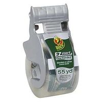 "EZ Start Packaging Tape, 1.88"" x 55 yds Clear"