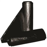 CAN LINER COMM BLACK 1M 60G