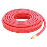 "Rubber Air Hose, 3/8"" x 50'"