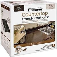 Transformations Countertops Refinishing Kit, Java Stone