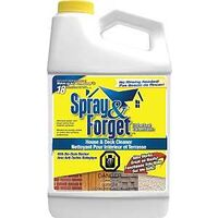 Spray and Forget House and Deck Cleaner, 64oz