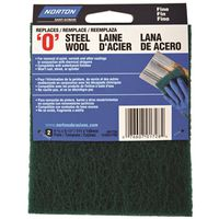 Norton 1728 Steel Wool Pad
