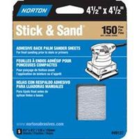 Norton 7660705446 Stick and Sand Power Sanding Sheet