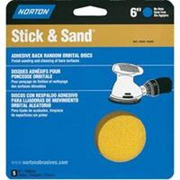 Norton 3308939 Stick and Sand Sanding Disc