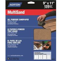 Norton 7660704154 Multisand Sheet