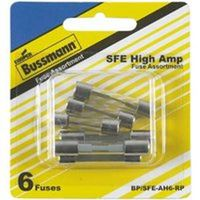 Bussmann BP/SFE-AH6-RP High Amperage Assortment Automotive Fuse Kit