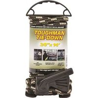 Winston 417 Light Duty Tough Braided Tow Rope