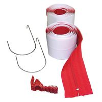 Zipwall HDAZ2 Zipper Kit