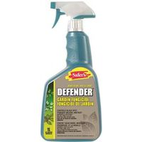 Safer Defender 48-5063CAN Ready-To-Use Garden Fungicide