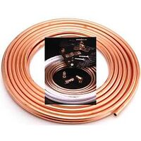 Ice Maker Kit with Copper Tubing, 10'