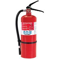 First Alert PRO5 Rechargeable Fire Extinguisher