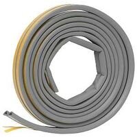 Rubber Weatherstrip 3/8x1/4x17ft