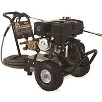 MI-T-M JP Cold Water Powered Pressure Washer