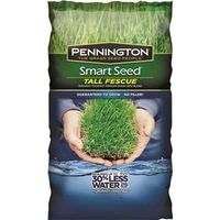 Pennington Seed 100086832 Smart Seed Grass Seed, Tall Fescue, 20 Lb