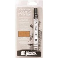 Scratchide Touch Up Stain Pen, Golden Oak