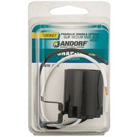 Jandorf 60541 Double Spring Clip Snap-In Lamp Socket