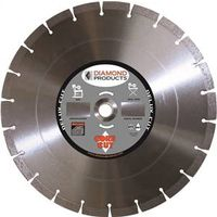 Diamond Products 22856 Segmented Rim Circular Saw Blade