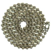 Jandorf 94995 Beaded Chain With NO 10 Connector