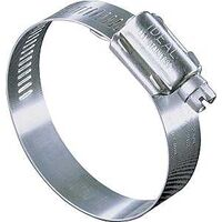 "Stainless Steel Hose Clamp, 3 5/8"" x 5 1/2"""