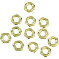 Lamp Lockup, Solid Brass, Assorted
