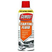 Gumout Starting Fluid, 11 oz