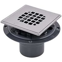 2 OR 3 PVC DRAIN W STRAINER