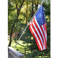 FLAG/POLE KIT 6FT ALUM/NYLON