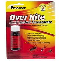 Over Nite Pest Control Insect Killer, 1oz