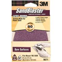 SandBlaster 9671 Power Sanding Sheet