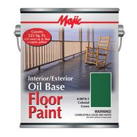 Majic 8-0078 Oil Based Floor Paint
