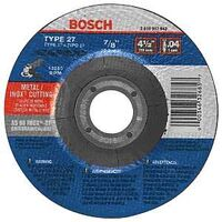 Bosch Metal Cutting Disc, 4 1/2""