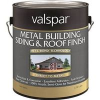 Valspar 27-4260 Metal Building Paint