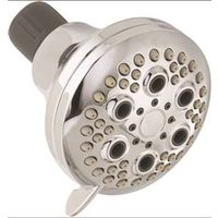 SHOWERHEAD 5-SPRAY CHROME