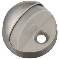 Hi-Rise Door Stop, Nickel