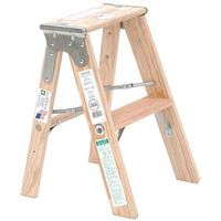 STEPLADDER WOOD EXTRA HD 2FT