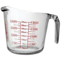 Anchor Hocking 551780L13 Measuring Cups